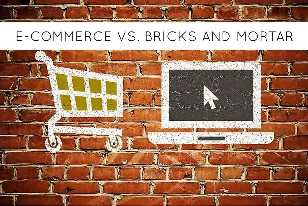 brick and mortat vs online shopping Retail vs e-commerce trends: a match made in heaven brick-and-mortar and e-commerce are constantly fighting for holiday 2017 recap and 2018 holiday shopping.