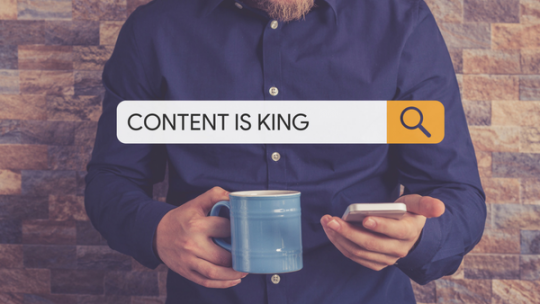 Customer loyalty and content marketing