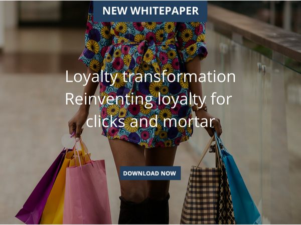 QIVOS whitepaper - Loyalty transformation - reinventing loyalty for clicks and mortar