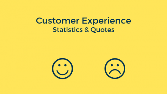 Customer Experience Infographic by QIVOS