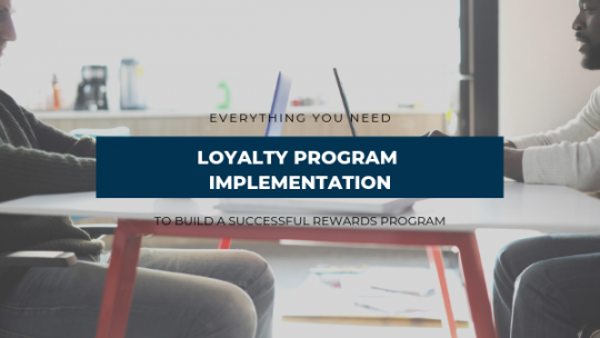 LOYALTY PROGRAM IMPLEMENTATION QIVOS